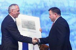 Гродно получил сертификат культурной столицы Беларуси