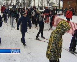 В горнолыжном центре «Силичи» отметили Всемирный день снега
