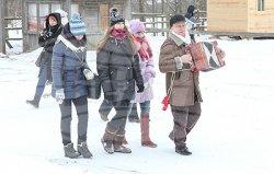 Древний белорусский обряд провели в Строчицах (видео)