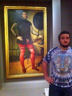 В Национальном художественном музее объявлен фотоконкурс портретных двойников