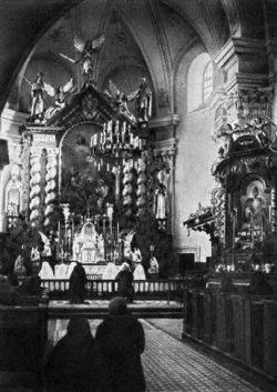 Сенсационные находки в Бригитском монастыре