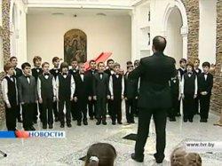 Музейный «час хорового пения» в Национальном художественном