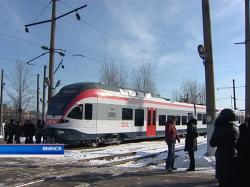 В Беларуси будут курсировать еще 7 новых электропоездов
