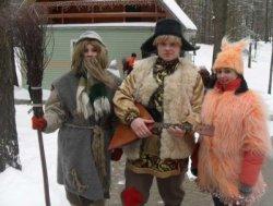 Туристско-экскурсионный комплекс «Сказки Лысой горы» в Шклове принимает гостей