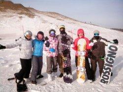 Под Гродно запустили в тестовую эксплуатацию горнолыжный курорт: первые впечатления гродненцев