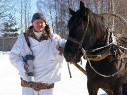 Лучший фотограф дикой природы Беларуси Сергей Плыткевич о том, с кем опаснее иметь дело: с животными, капризами природы или конкурентами
