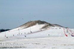 Испытано на себе: корреспондент «ГП» опробовал горнолыжную трассу в Коробчицах