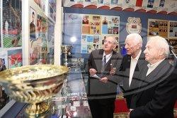 Музей олимпийской славы области открылся в Могилеве