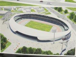 Одобрено эскизное решение реконструкции стадиона «Динамо»