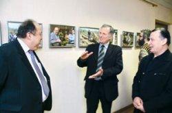 В Минске открылась фотовыставка греческой и татаро-башкирской культур
