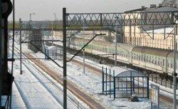 С 9 марта до конца года поезда компании PKP Intercity по маршруту Белосток – Варшава будут временно отменены