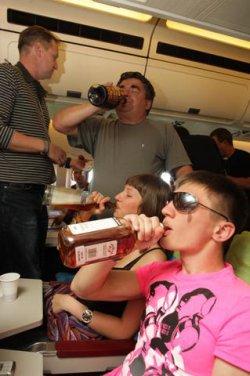 У  «Белавиа» есть «черный список» пассажиров – дебоширов и хулиганов
