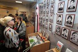 Первый музей афганской войны открылся в Минске