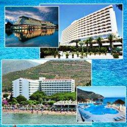 Калькулятор отдыха. Стоимость отдыха в знаковых отелях  Греции и Турции: где дешевле?