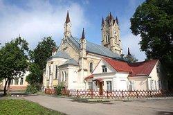 Фасад единственной в Беларуси действующей лютеранской церкви в Гродно восстановят к июню