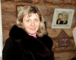 Живое лицо этнографического музея Глинской средней школы Докшицкого района