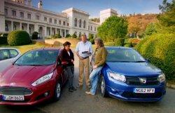 Ведущие телешоу Top Gear проехали по Украине