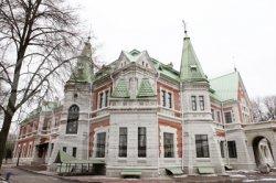 Интерьеры усадебного дома в поселке Красный Берег после завершения реставрации будут полностью восстановлены