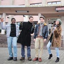 «Брест – он такой разный!». Столица Берестья глазами иностранных студентов