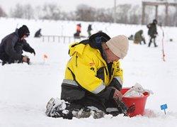 Команда Беларуси заняла второе место на ЧМ по лову рыбы на мормышку со льда