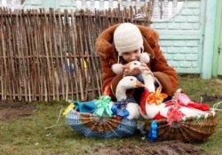 В Костюковичском районе прошел обрядовый праздник «Гусінае свята» (+фото)