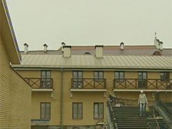 Открытие отеля в бывшем монастыре бернардинцев планируется на апрель