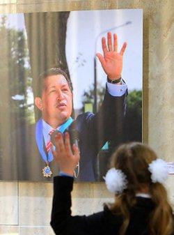 Фотовыставка памяти Уго Чавеса открылась в Минске