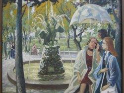 «Мелодия столетий» Алексея Пантюка-Жуковского представлена в историческом музее