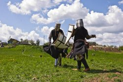 Древний Полоцк приглашает на фестиваль средневековой культуры «Рубон»