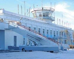 Аэропорт Гомеля живет хоккеем