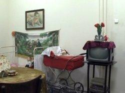 В музее города Лида воссоздали «хрущевку»