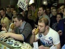 В Минске прошел чемпионат по скоростному поеданию суши