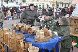 В Гродно открылась выставка-ярмарка «Казюки-2014»