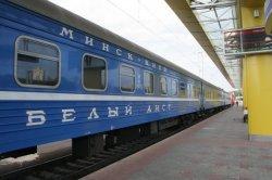 Проведен разовый эксперимент по оформлению пассажиров поезда сообщением Минск – Киев на железнодорожном вокзале столицы