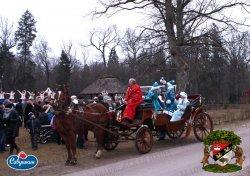 1 марта в Беловежской пуще с особым размахом праздновали Масленицу (+ фото)