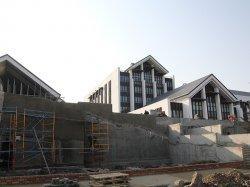 Будет ли готов отель «Пекин» принять первых постояльцев в мае?