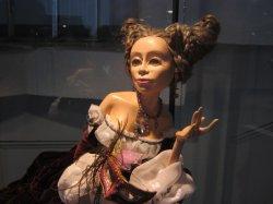 В Музее современного изобразительного искусства представлены авторские куклы со всей Беларуси
