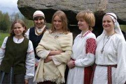 Группа Guda показала, что такое традиционная белорусская свадьба