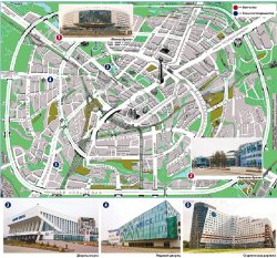 Две фан-зоны и три зоны гостеприимства для болельщиков Чемпионата мира по хоккею появятся в Минске