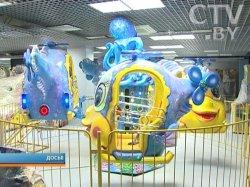 Минский аквапарк получил название «Лебяжий». С 5 марта стартовала пиар-кампания