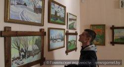 В Гомеле открылась выставка, посвященная Г. Ващенко