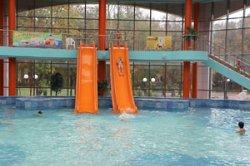 Кобринский аквапарк развивает направление spa-услуг и проводит необычные спортивные праздники для детей