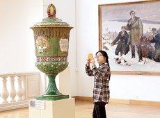 В последнюю среду месяца посмотреть постоянную экспозицию Национального художественного музея можно бесплатно