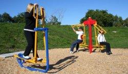 В парке имени Жилибера установят видеонаблюдение и парковые тренажеры