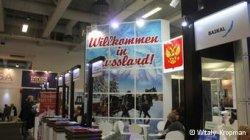 Россия, Украина, Беларусь разместились на ITB (Берлин) в одном павильоне