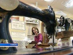 Выставка раритетных швейных машин проходит в Гомеле