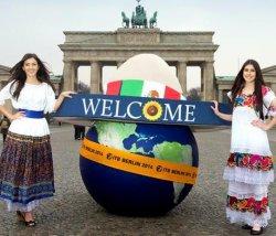 Главной темой на туристической выставке ITB в Берлине стали украинские события: не исключено, что вместо Украины европейские туристы поедут в Беларусь