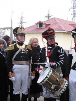Усадьбе Ивана Колодеева передали французскую шпагу 1812-го