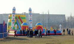 У Берасці з'явіўся  «СССР-шапіто»