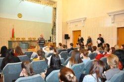 В лингвистическом университете прошел День культуры Израиля